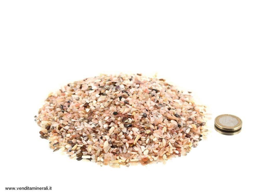 Opale - Pietre microbattute Andenopal - 0,5 kg