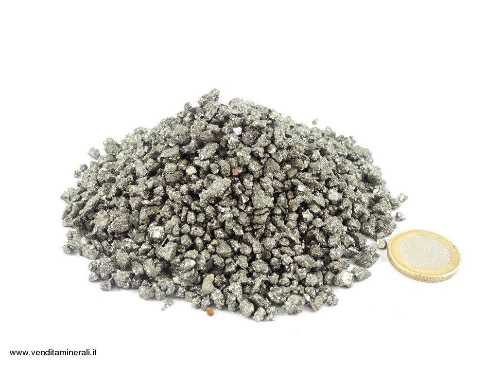 Granuli di pirite - circa 1 kg