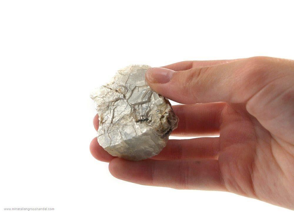 Pietre ruvide di pietra di luna - 1 kg