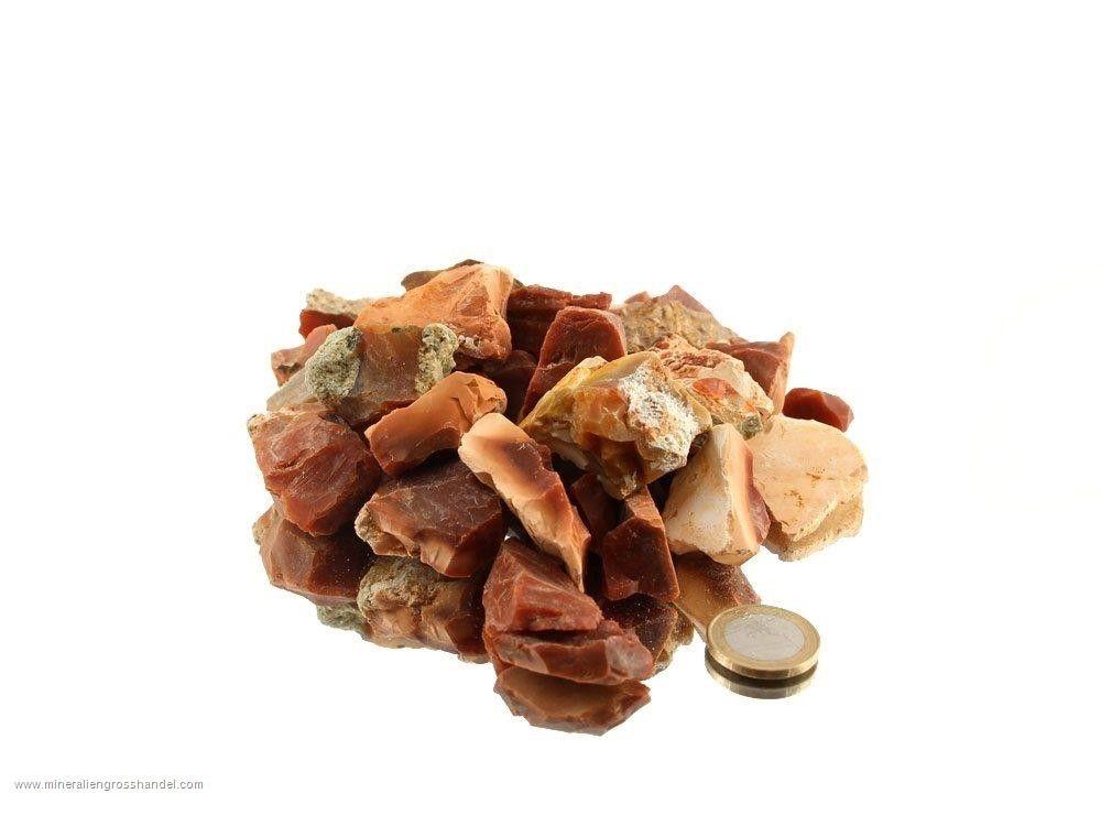 Pietre grezze di opale di fuoco - 0,5 kg