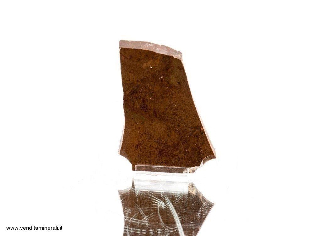 5 pezzi di ossidiana lucidi