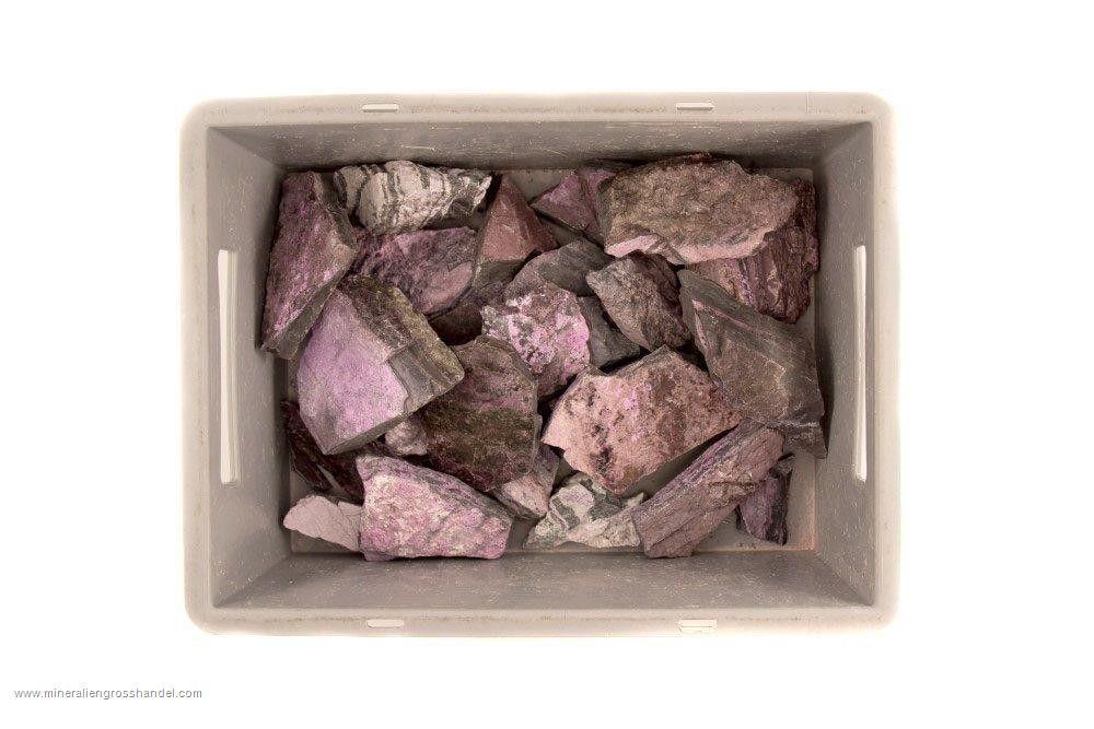 Pietre grezze di Sugilite  7,9 kg qualità - C