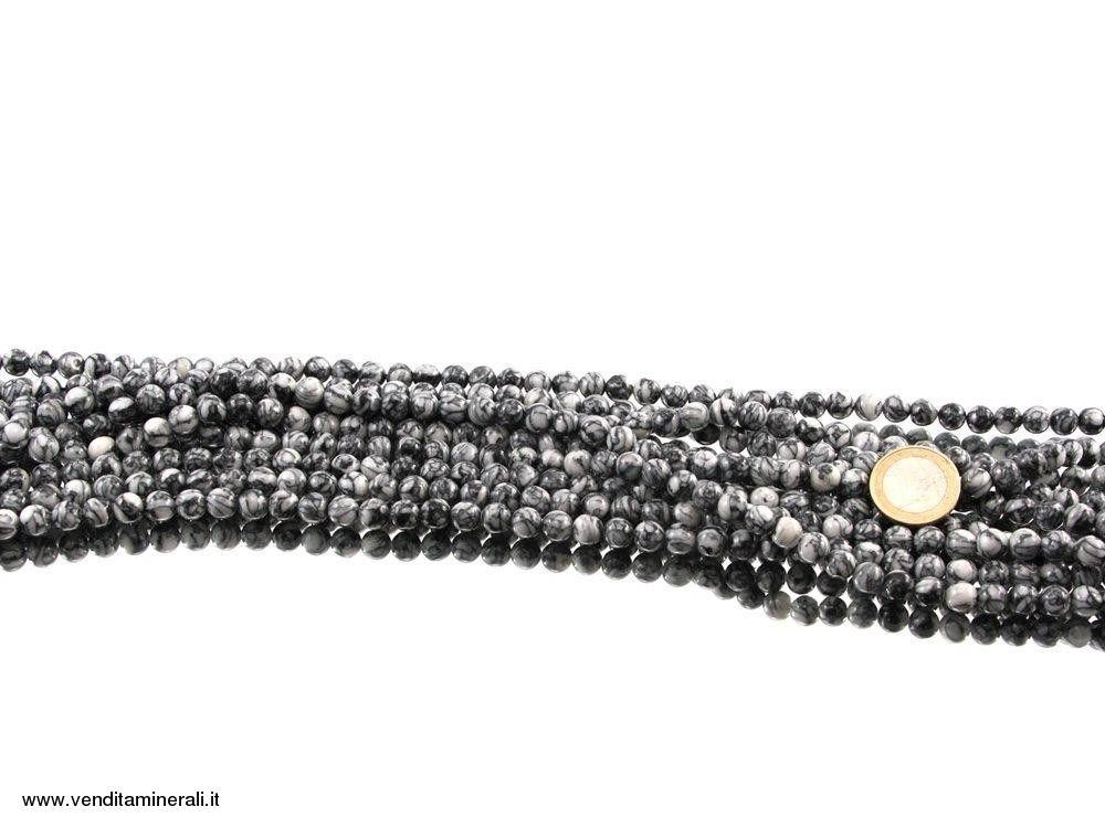 Filo catena a sfera da 8 mm di Pinolite
