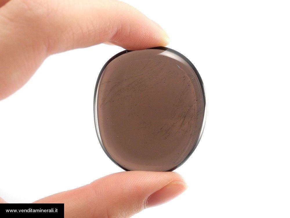 Pietra tascabile Ossidiana - 1 pezzo