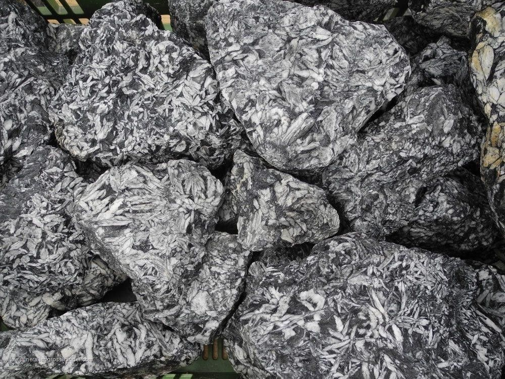 Pietre grezze di pinolite (Magnesite) - 1 kg