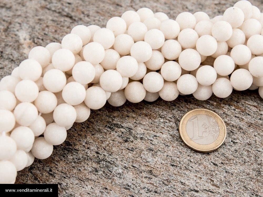 Filo della catena di sfere di barite da 10 mm
