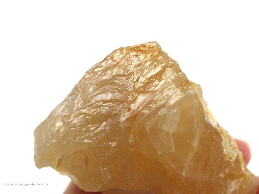 Pietre ruvide gialle al quarzo - 1 kg