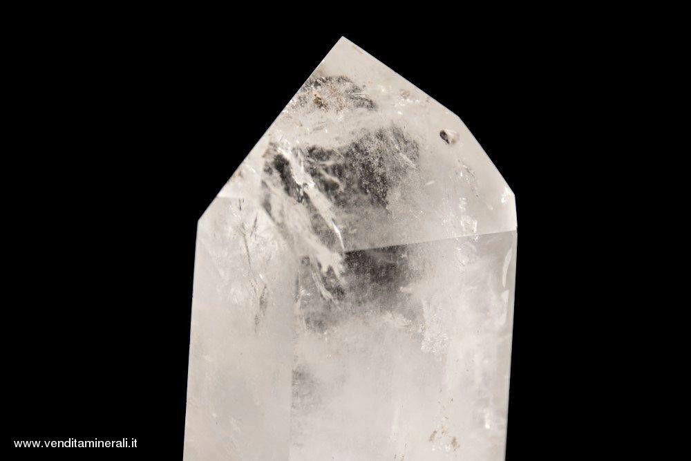 Cristallo di rocca lucido
