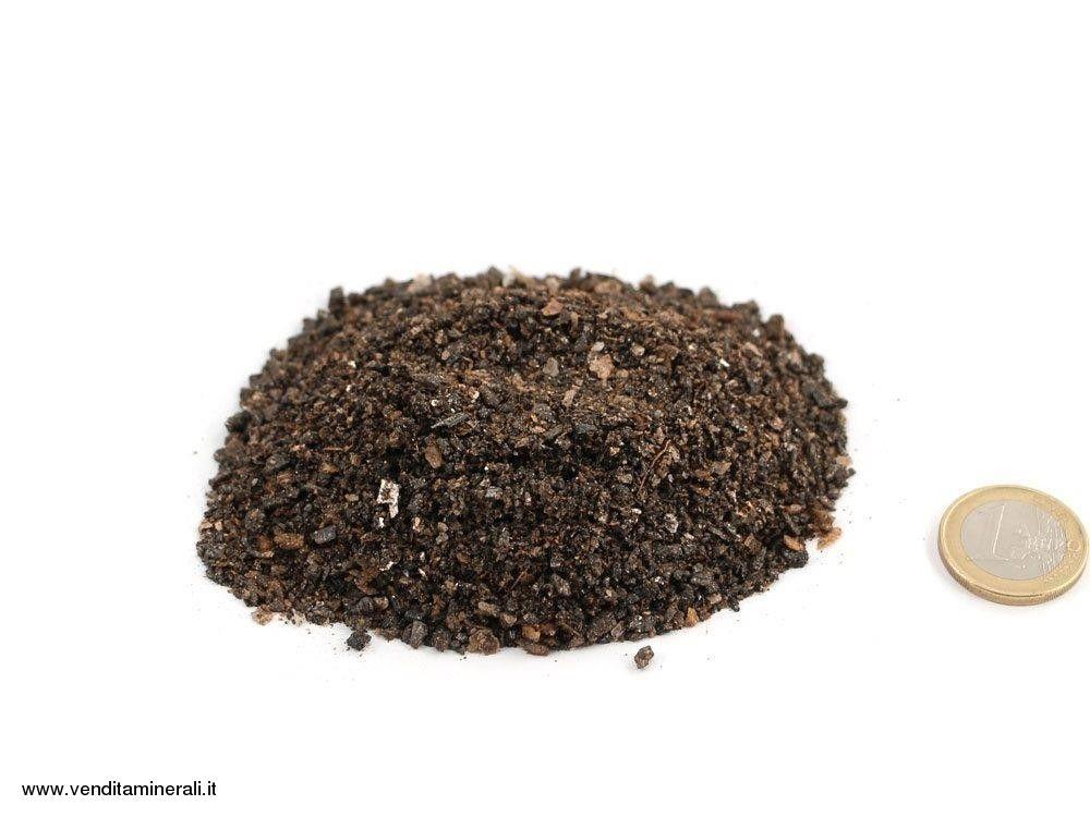 Tormalina polvere nera - granuli 1 kg