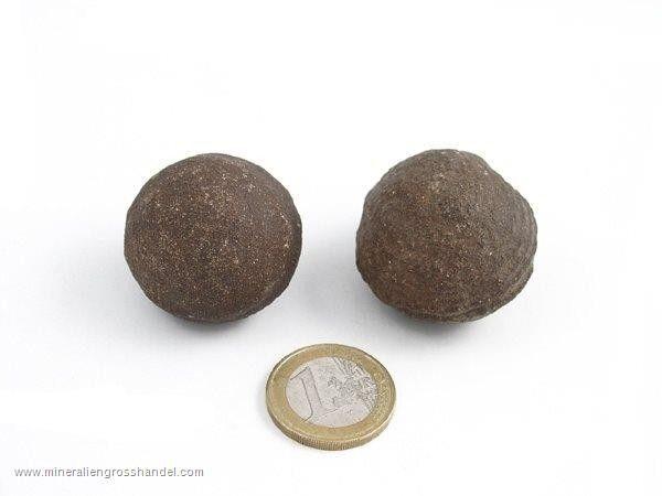 Moqui Marbles, pietre dello Sciamano - 1 paio