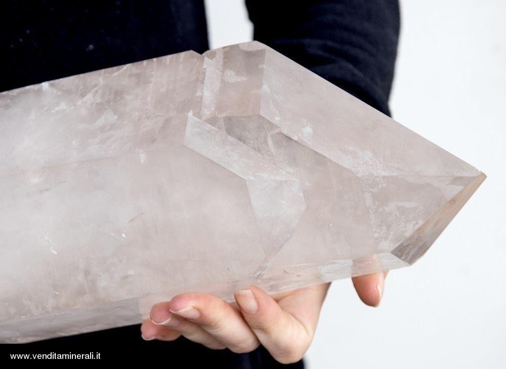Cristallo di roccia singolo XL