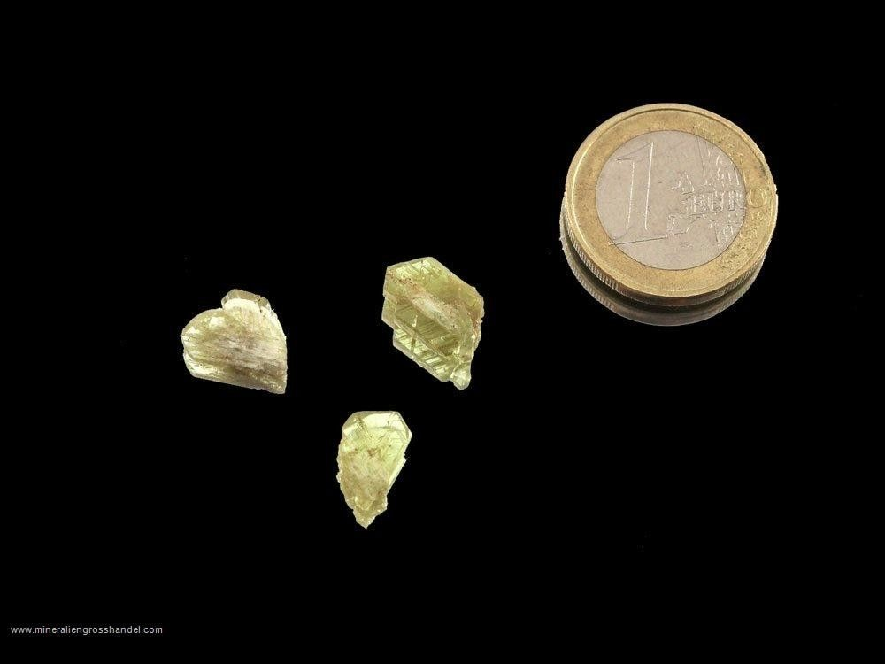 Cristallo di crisoberillo - 1 pezzo