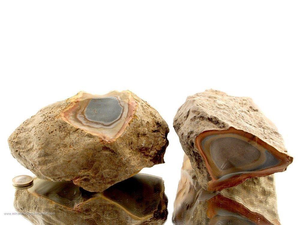 Diaspro policromo - pietre ruvide - 1 kg