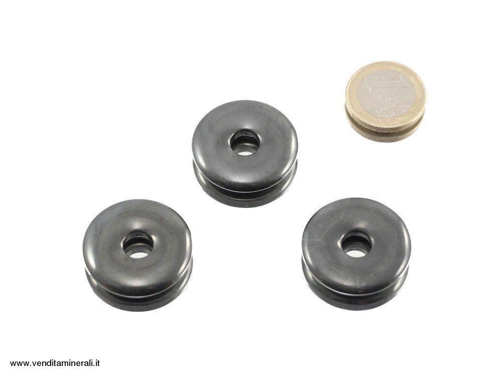 Ematite a forma di ciambella - 30 mm