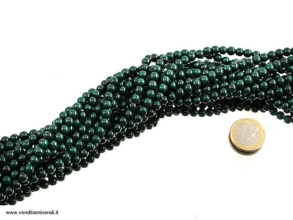 Filo di malachite 6 mm