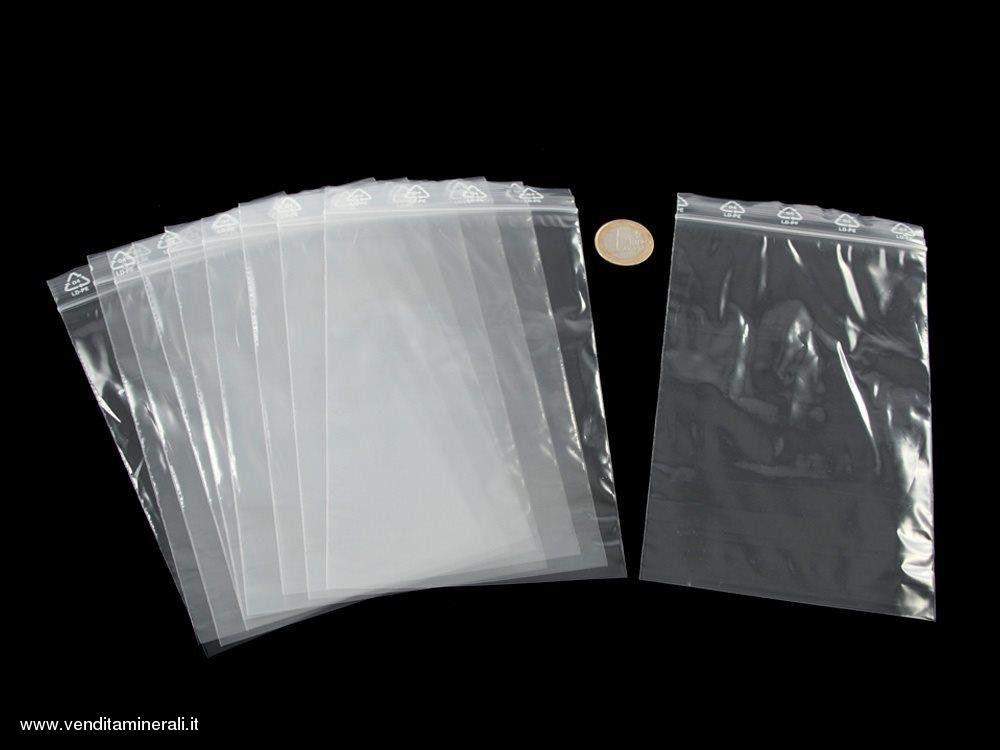 Buste LDPE 100 x 150 mm - 100 pezzi