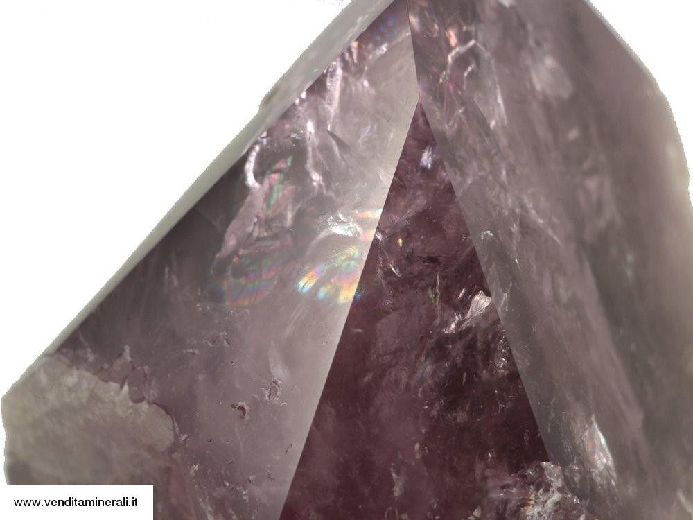 Ametista - grande singolo cristallo
