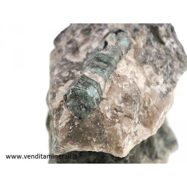 Cristallo di smeraldo