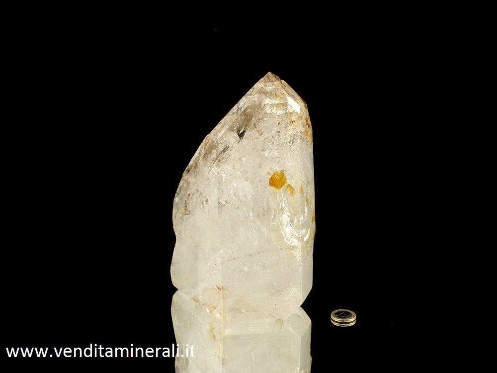 Quarzo cristallo strass XL