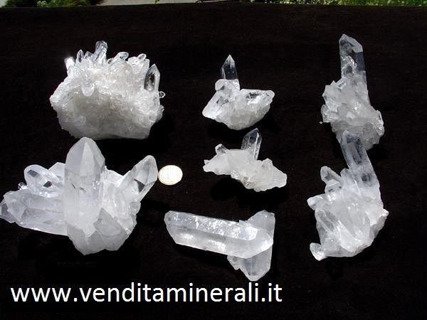 Cristallo di rocca - 1 kg