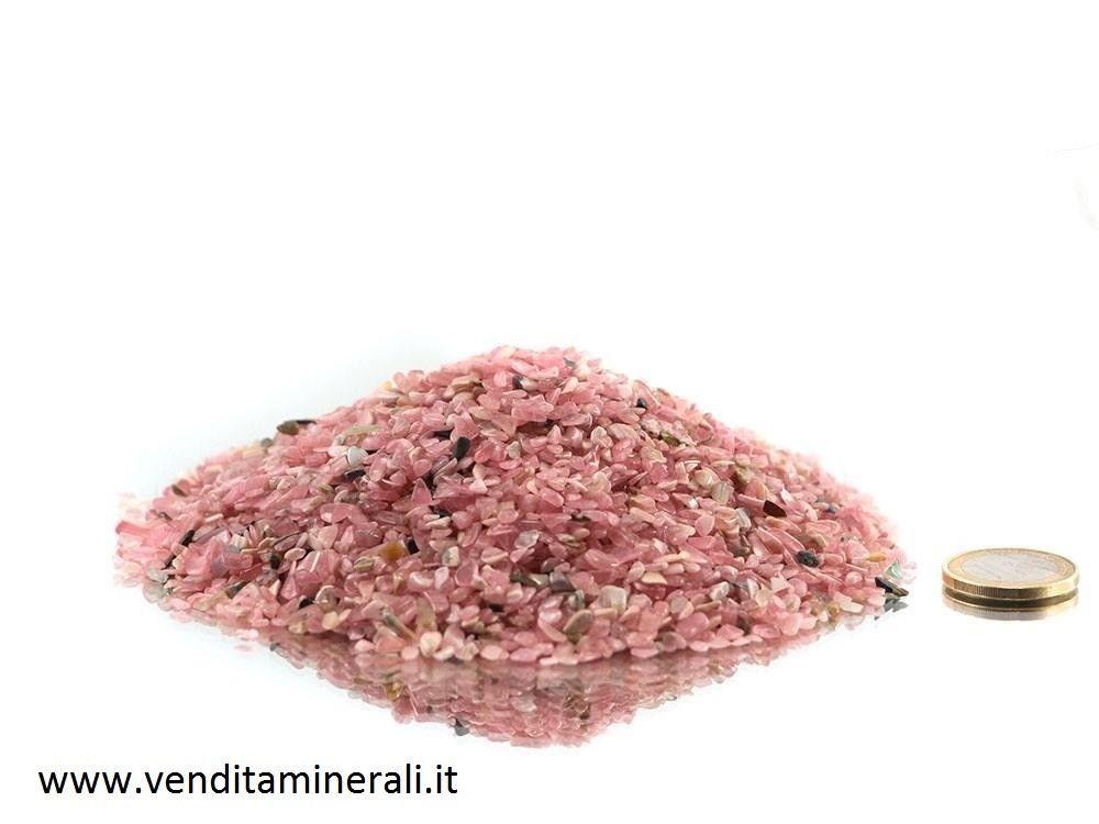 Pietre di rodocrosite 0,5 kg