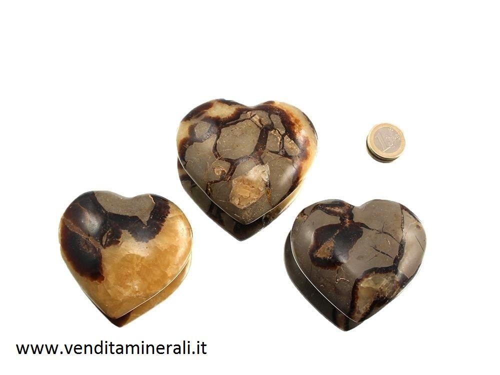 Pietra a forma di cuore - 1 pezzo