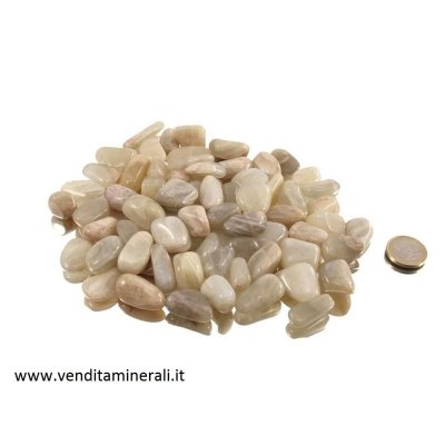 Pietre lastricate di pietra lunare 0,5 kg