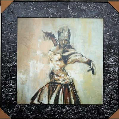 QUADRO FLAMENCO ARTS FALSI D'AUTORE