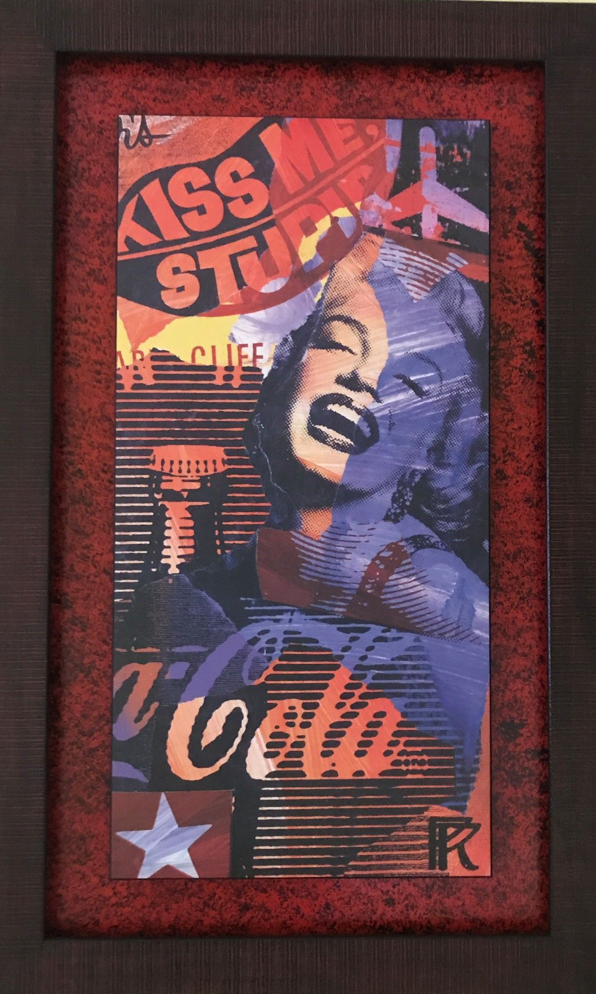 QUADRO POP ART MARILYN COCA COLA FALSI D\'AUTORE | Galleria Stili ...