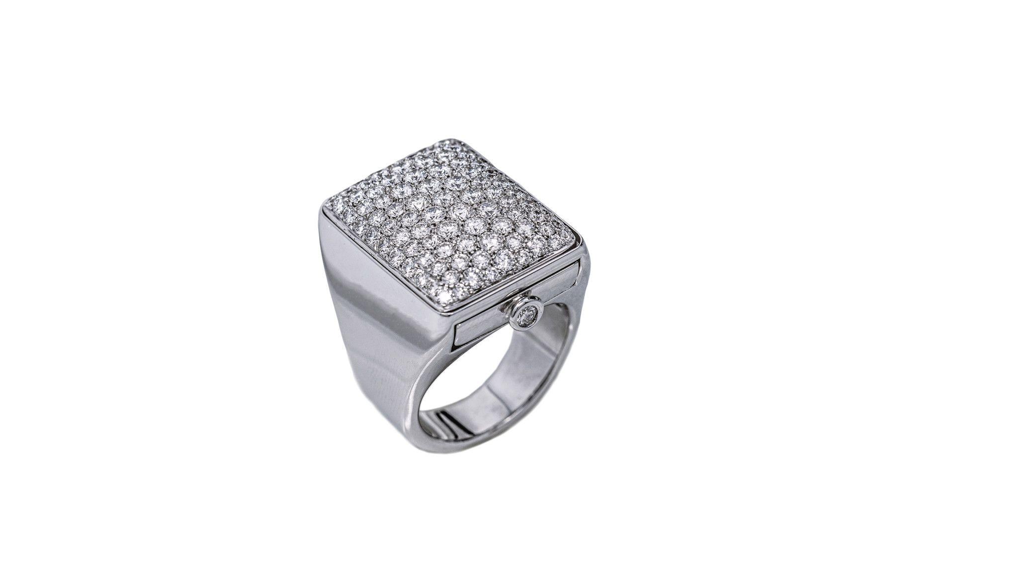 Segreto ring