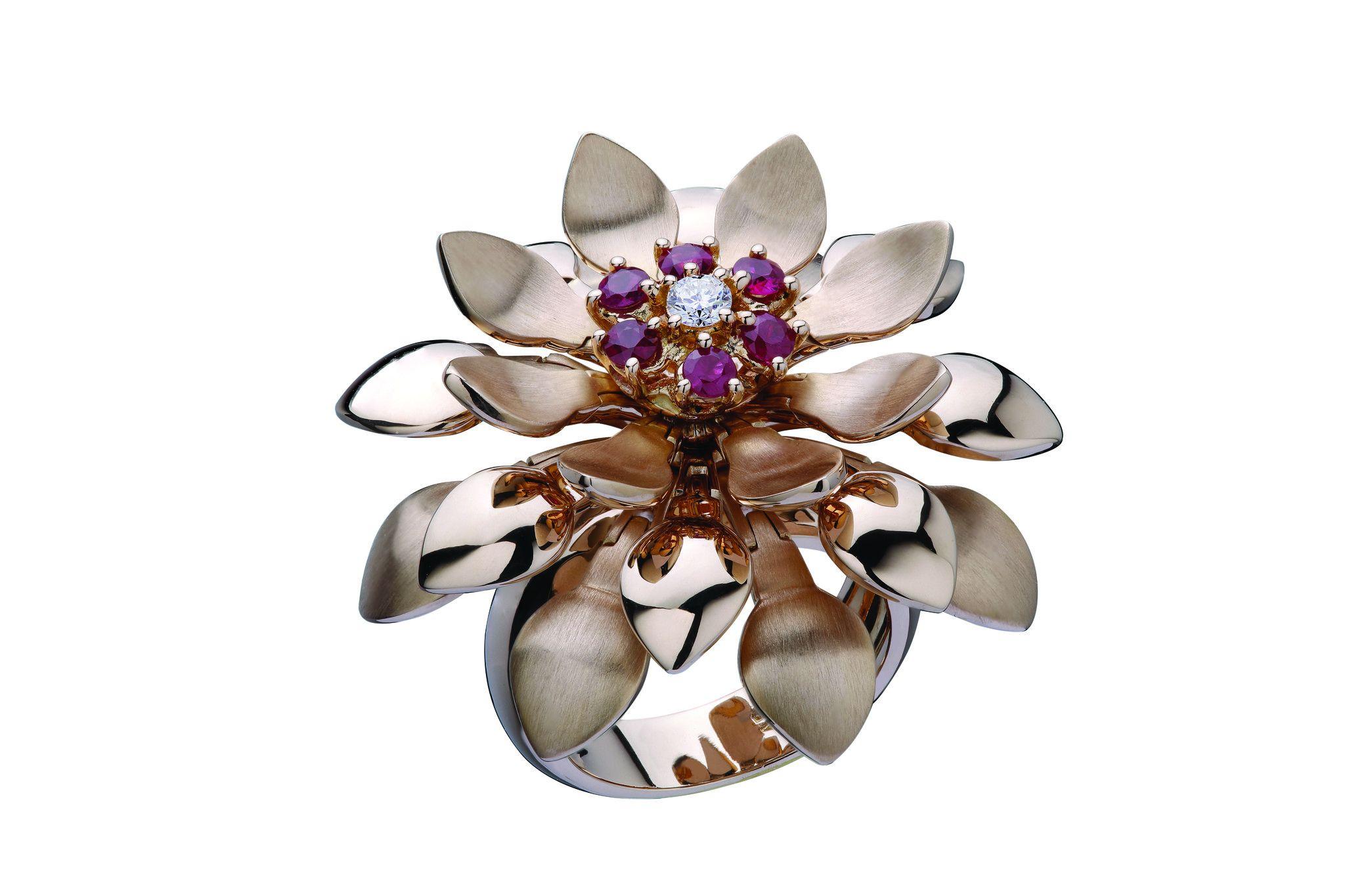 Fleur - leaf petal