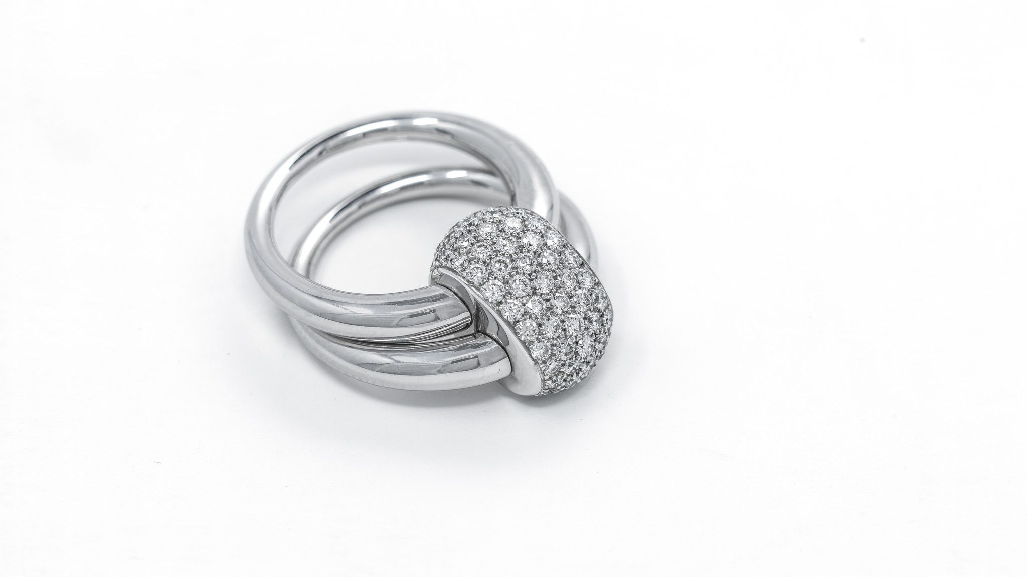 Double Face ring