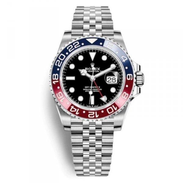 ROLEX GMT-MASTER II 40 MM REF. 126710BLRO