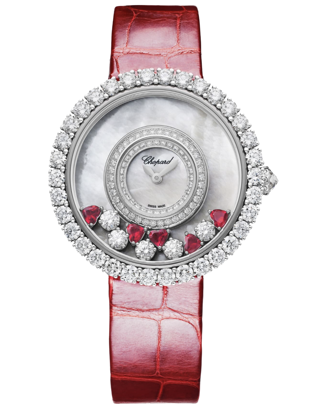 08d8a4ac1e6ed CHOPARD HAPPY DIAMONDS 204445-1006 - New Watches - Luxellence - The ...