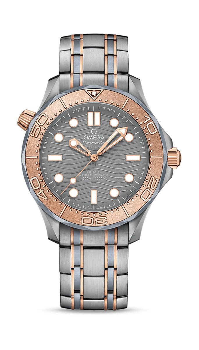 DIVER 300M OMEGA CO-AXIAL MASTER CHRONOMETER - 210.60.42.20.99.001
