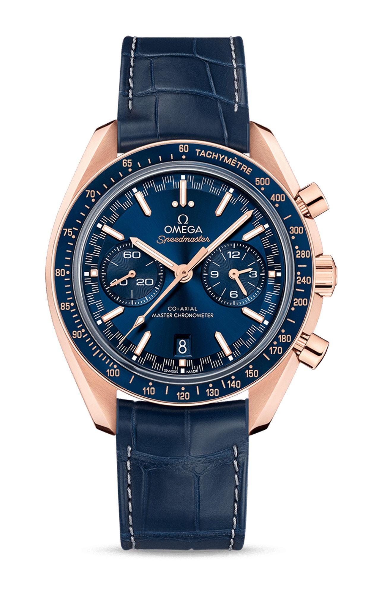 SPEEDMASTER RACING OMEGA CO-AXIAL MASTER CHRONOMETER CHRONOGRAPH44,25 MM - 329.53.44.51.03.001