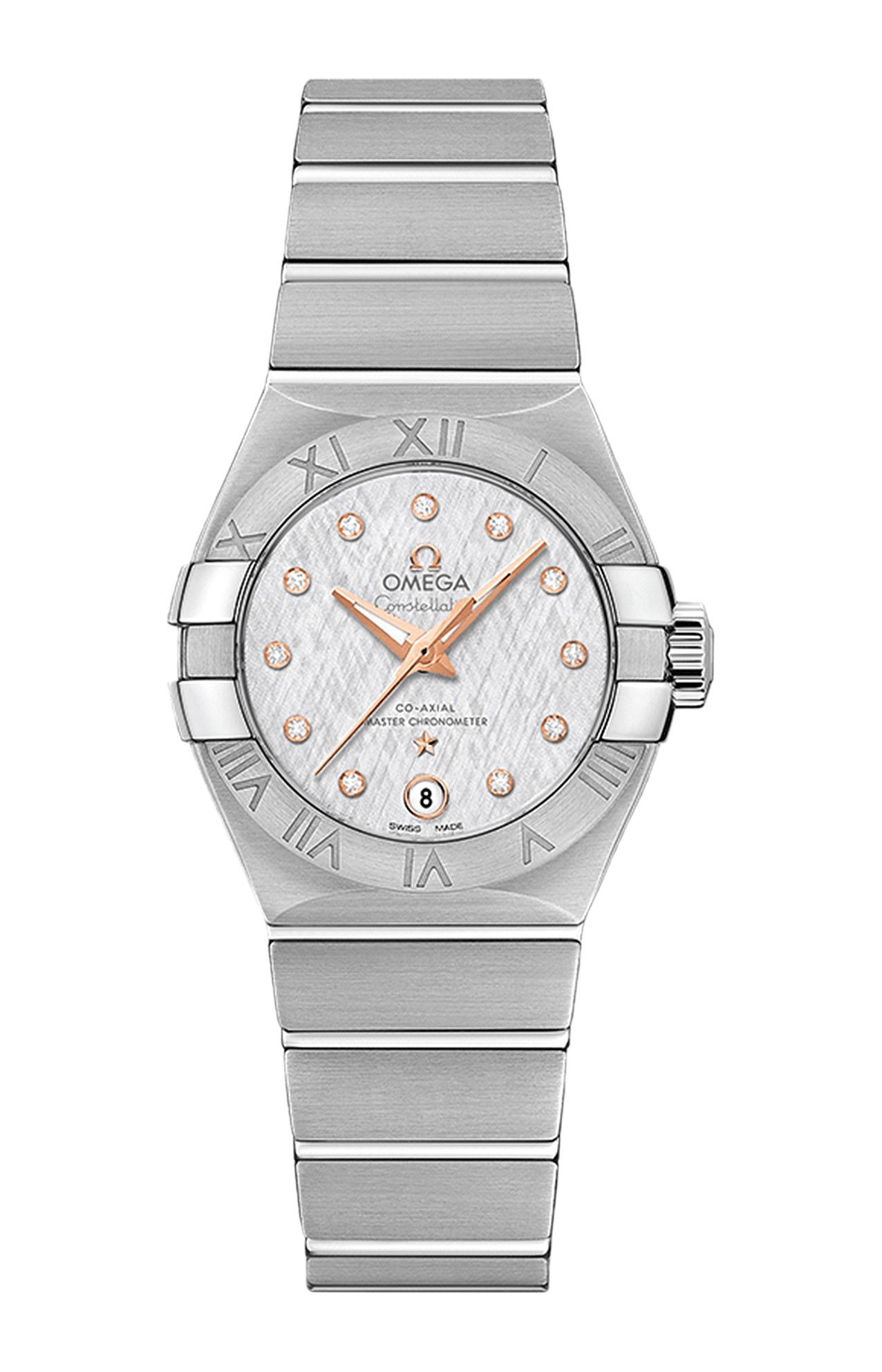 CONSTELLATION OMEGA CO-AXIAL MASTER CHRONOMETER 27 MM - 127.10.27.20.52.001