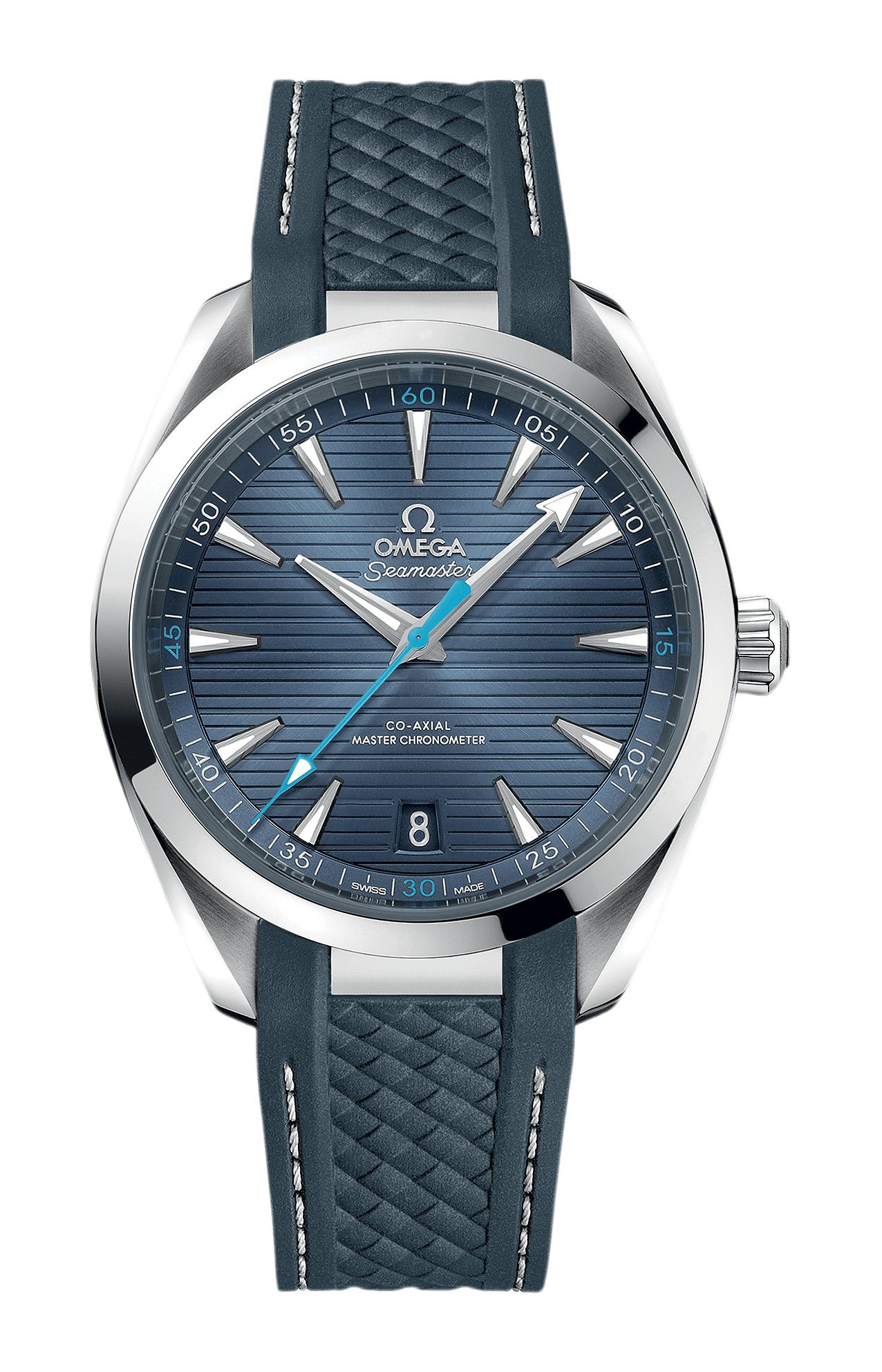 SEAMASTER AQUA TERRA 150M OMEGA CO-AXIAL MASTER CHRONOMETER 41 MM - 220.12.41.21.03.002