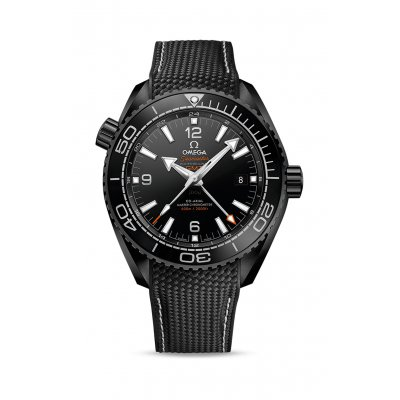 PLANET OCEAN 600 M OMEGA CO-AXIAL MASTER CHRONOMETER GMT - 215.92.46.22.01.001