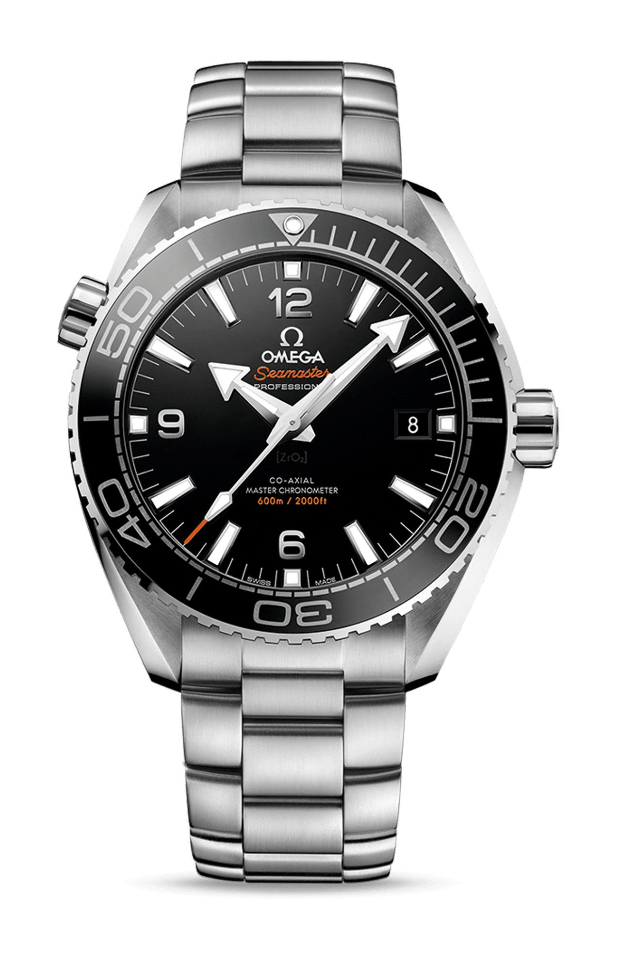 PLANET OCEAN 600M CO-AXIAL MASTER CHRONOMETER - 215.30.44.21.01.001