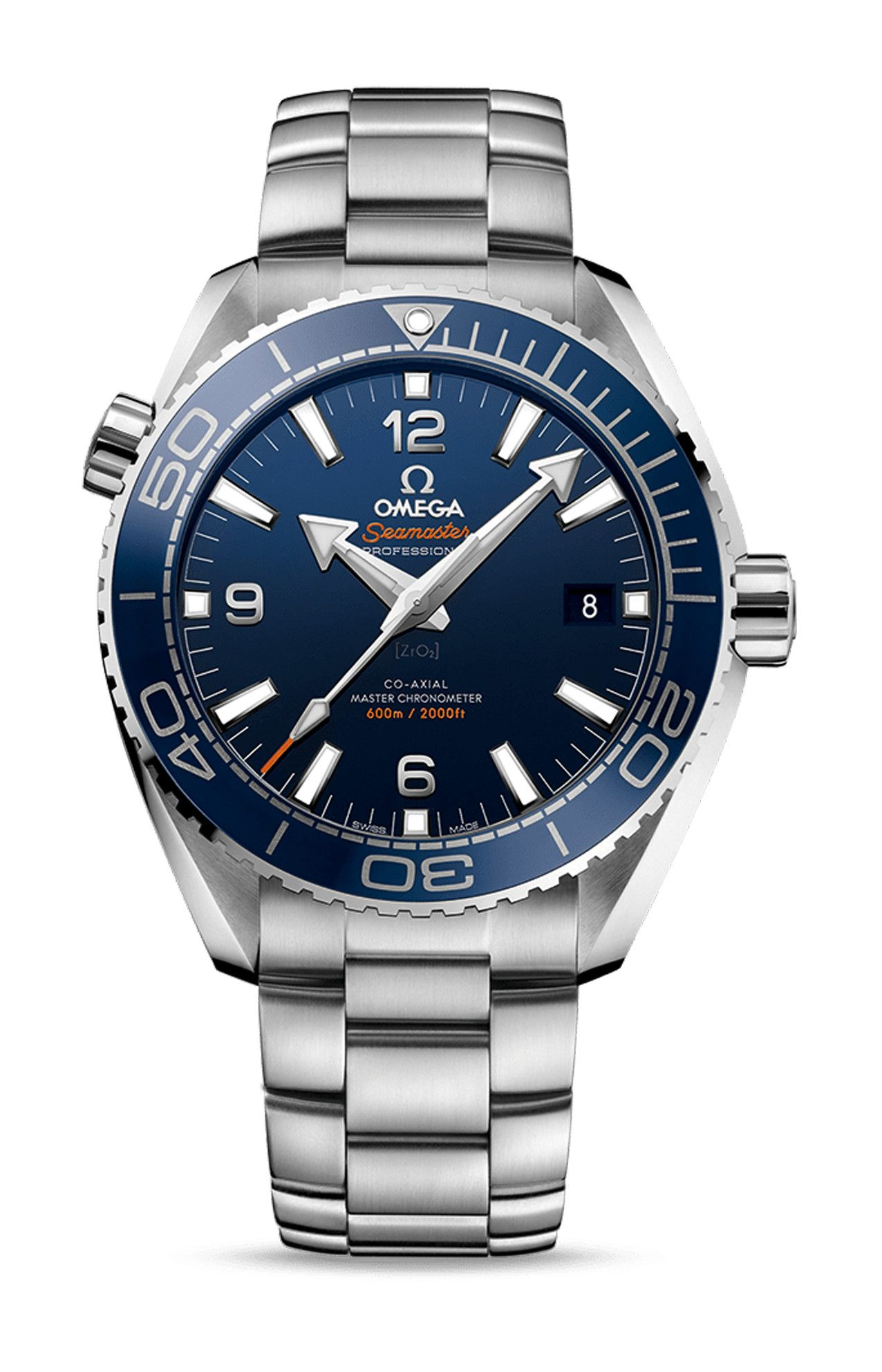 PLANET OCEAN 600M CO-AXIAL MASTER CHRONOMETER - 215.30.44.21.03.001