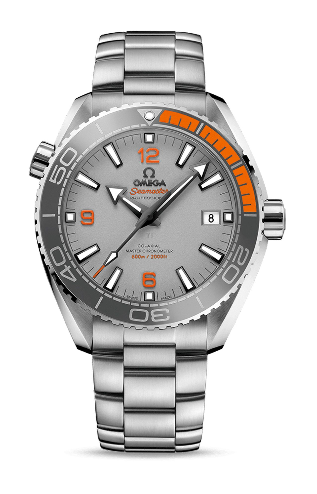 PLANET OCEAN 600M CO-AXIAL MASTER CHRONOMETER - 215.90.44.21.99.001