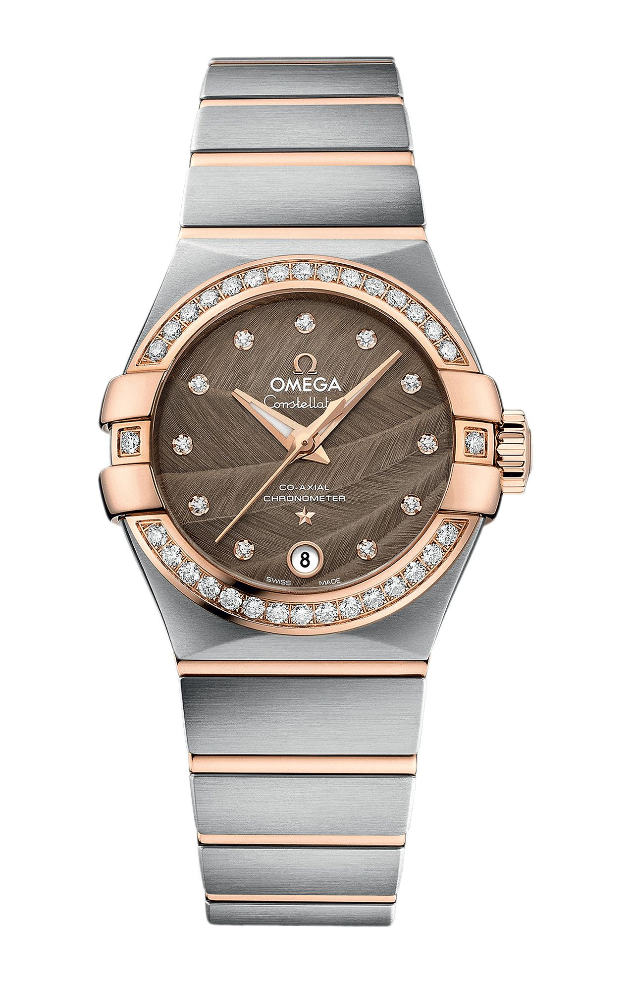 CONSTELLATION OMEGA CO-AXIAL 27 MM - 123.25.27.20.63.001