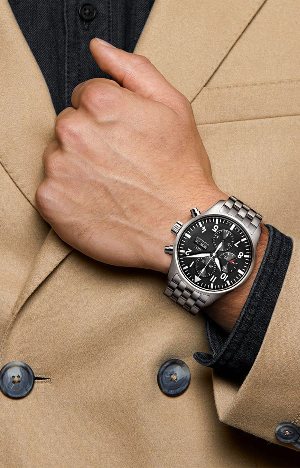 PILOT'S WATCH CHRONOGRAPH - IW377710