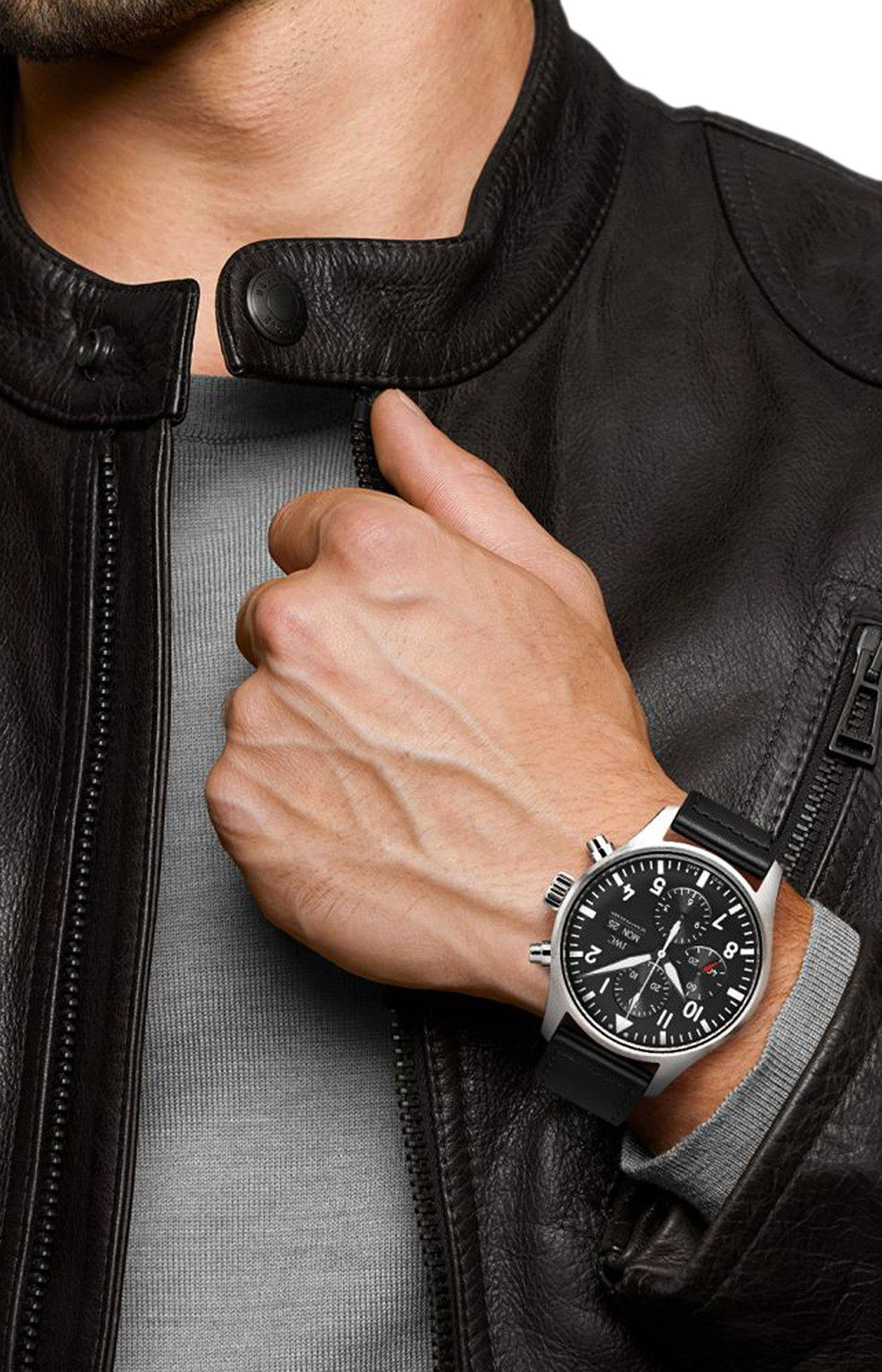 PILOT'S WATCH CHRONOGRAPH - IW377709