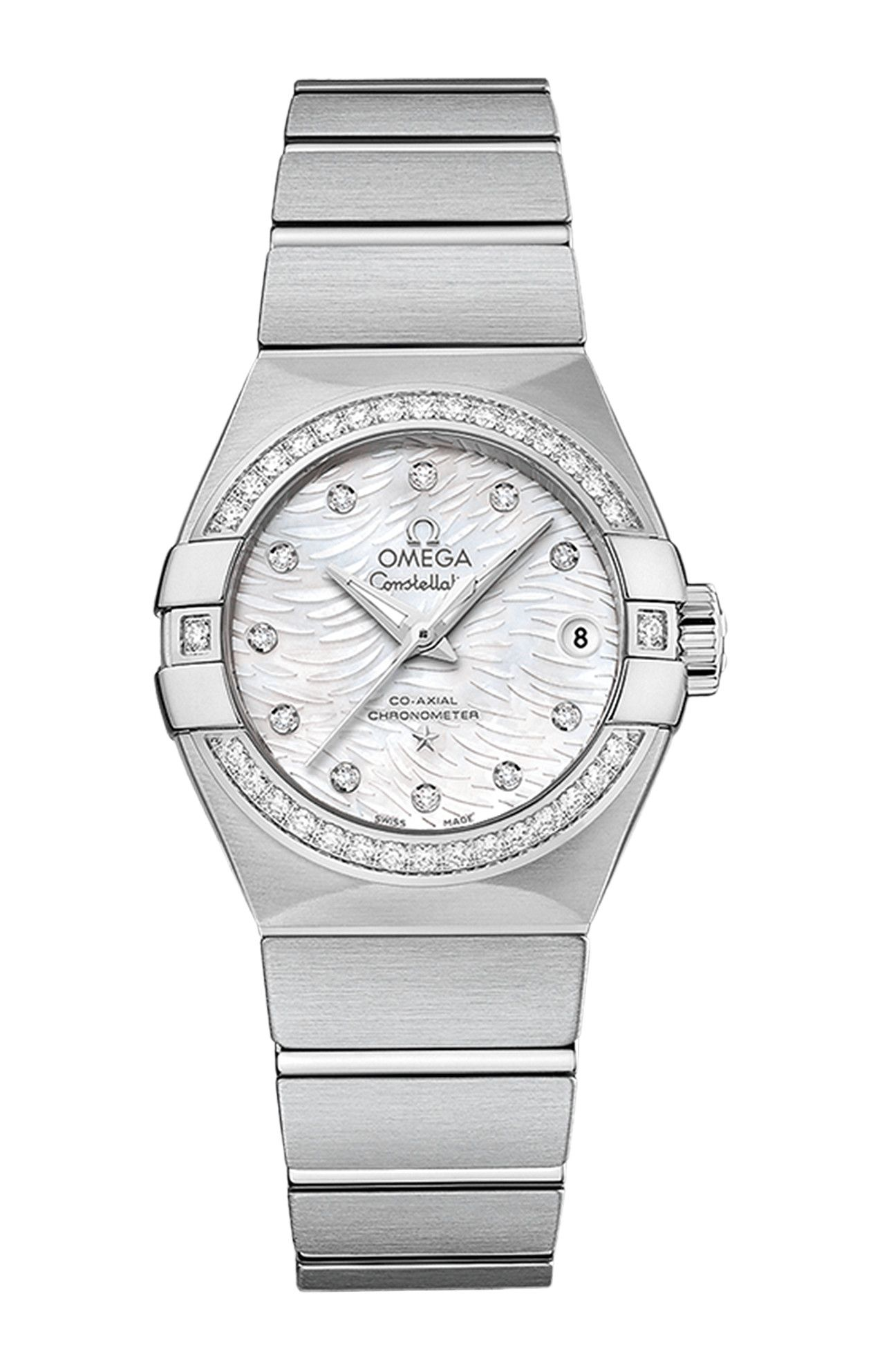 CONSTELLATION OMEGA CO-AXIAL 27 MM - 123.15.27.20.55.003