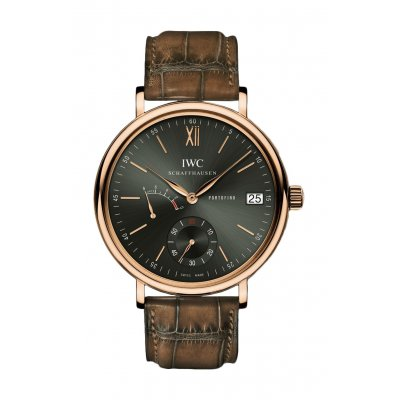PORTOFINO HAND-WOUND EIGHT DAYS - LIMITED EDITION TO 50 PZ - IW510118