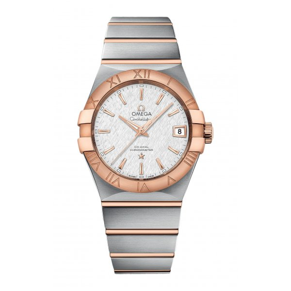 CONSTELLATION OMEGA CO-AXIAL 38 MM - 123.20.38.21.02.007
