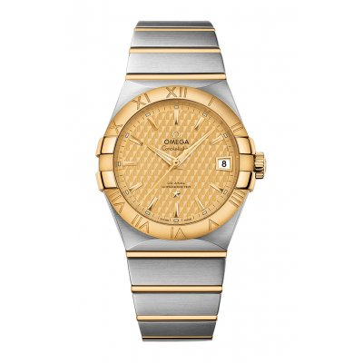 CONSTELLATION OMEGA CO-AXIAL 38 MM - 123.20.38.21.08.002