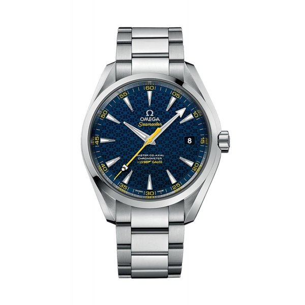 AQUA TERRA 150M CO-AXIAL15000 GAUSS JAMES BOND LIMITED EDITION - 231.10.42.21.03.004